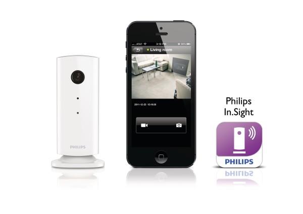 Sistema de vigilancia con cámaras de teléfono móvil