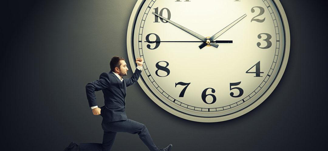 Saber Gestionar El Tiempo